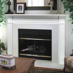 antique-white-fireplace-mantel-1