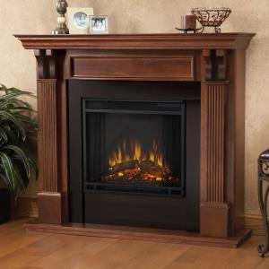 ashley-indoor-real-flame-electric-fireplace