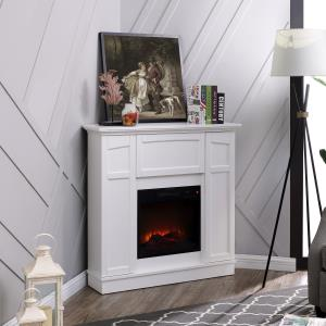bold-flame-white-fireplace-electric-heaters