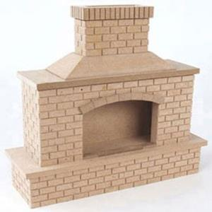 dollhouse-wood-white-brick-fireplace-with-shiplap
