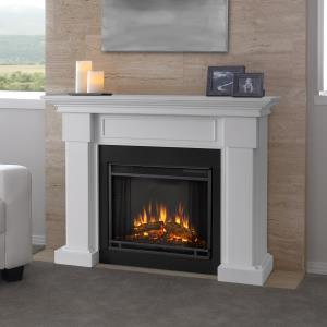 real-flame-electric-fireplace