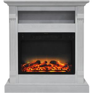 white-fireplace-and-mantel