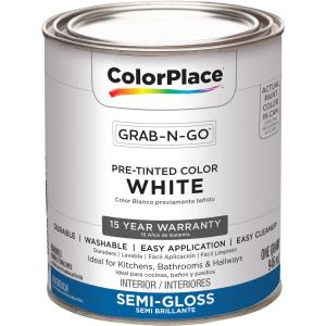 white-fireplace-paint-color